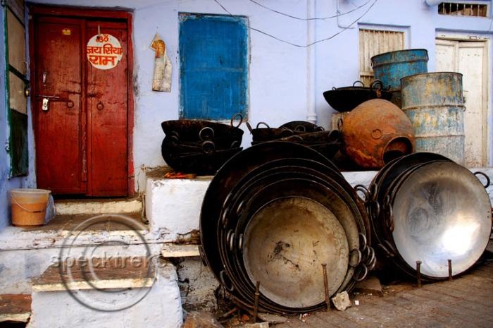 Pots Udaipur Sarah Peck