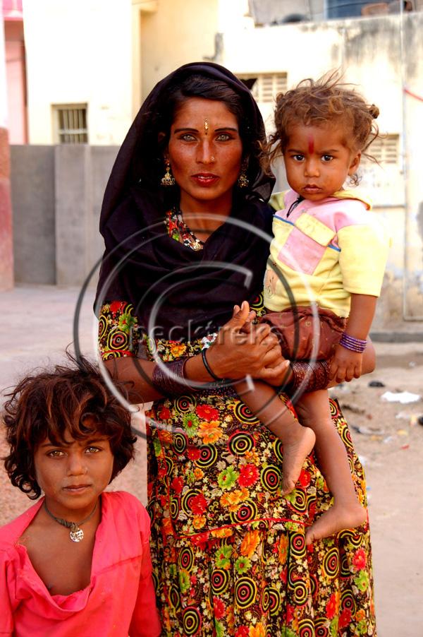Pushkar Woman Sarah Peck