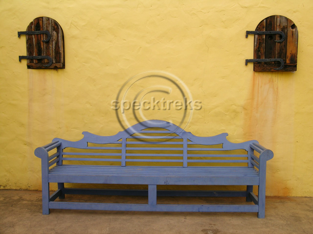 Bench Ghana Sarah Peck