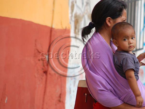 Chiapas Mom Sarah Peck