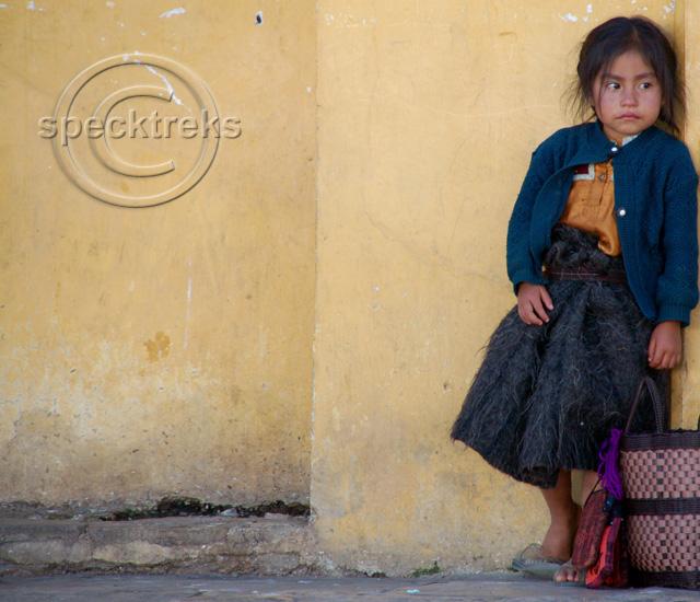 Chiapas Girl Sarah Peck