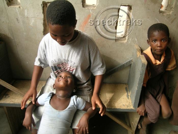Orphanage in Ghana
