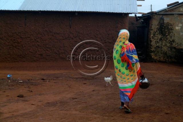 Walk Away, Ghana