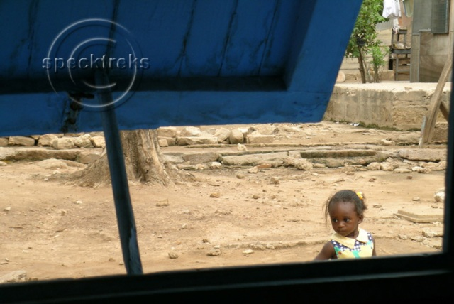 Window Ghana Sarah Peck