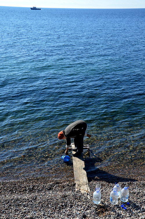 Getting Water, Baikal