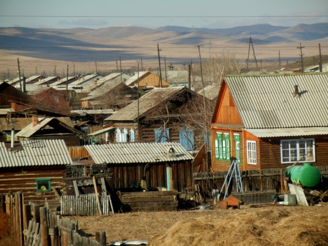 Trans Mongolian 3