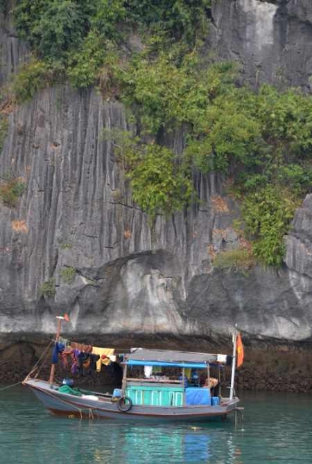 Boat Ha Long Bay