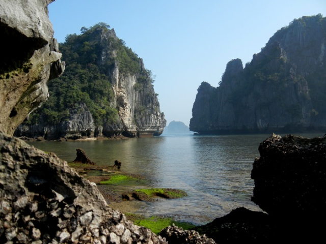 Interior Ha Long Bay
