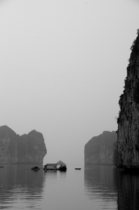 Karsts of Ha Long Bay Vietnam